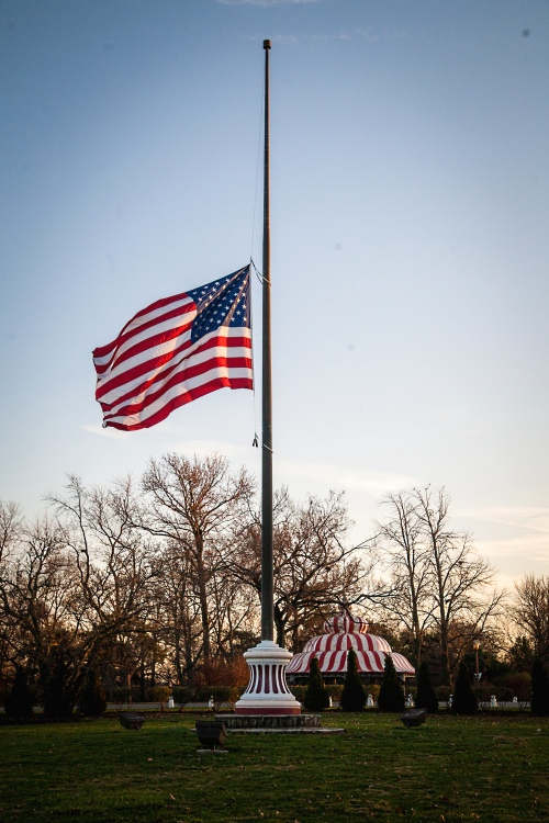 half staff flag-1 small