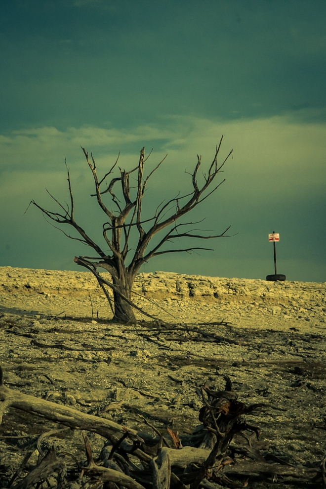 medina lake in drought 2013-17