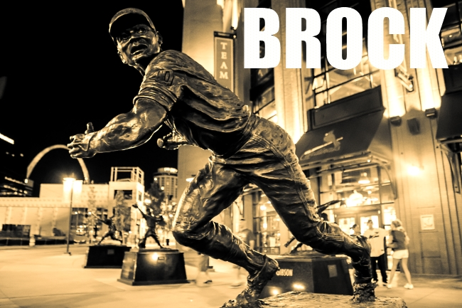 statues of cardinal greats-17 small lou brock
