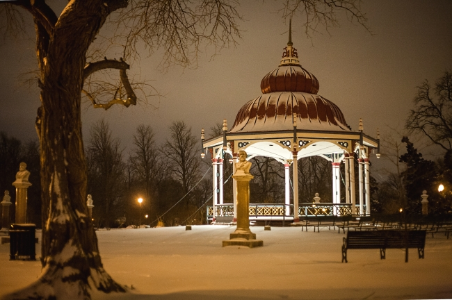tower grove park in snow-1 small