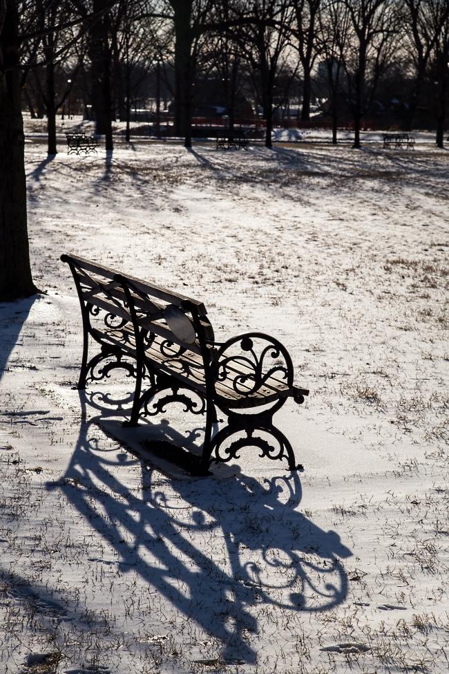 pagoda circle and benches-8 small