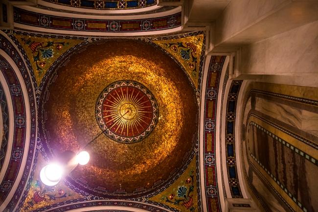 saint louis cathedral basilica interior-19 small