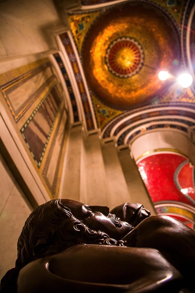saint louis cathedral basilica interior-20 small