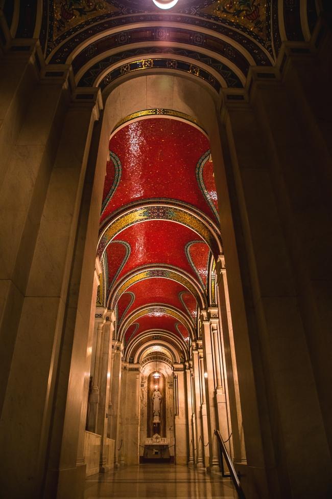 saint louis cathedral basilica interior-21 small