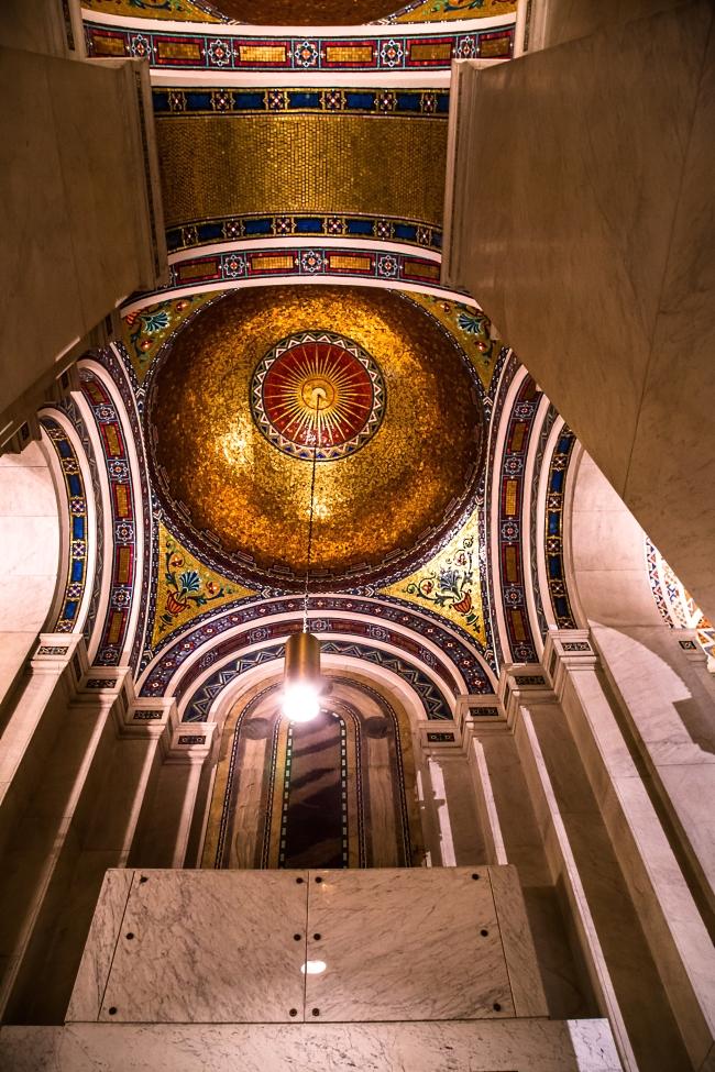 saint louis cathedral basilica interior-22 small