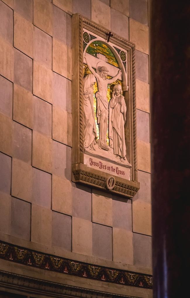 saint louis cathedral basilica interior-25 small