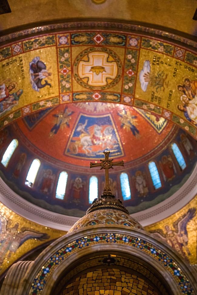 saint louis cathedral basilica interior-26 small