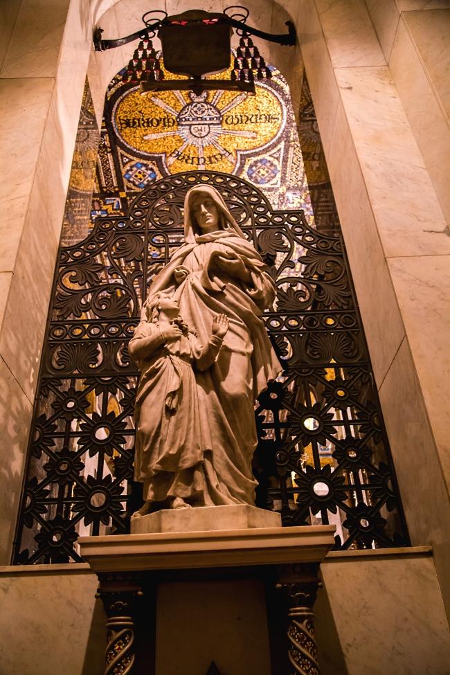 saint louis cathedral basilica interior-27 small