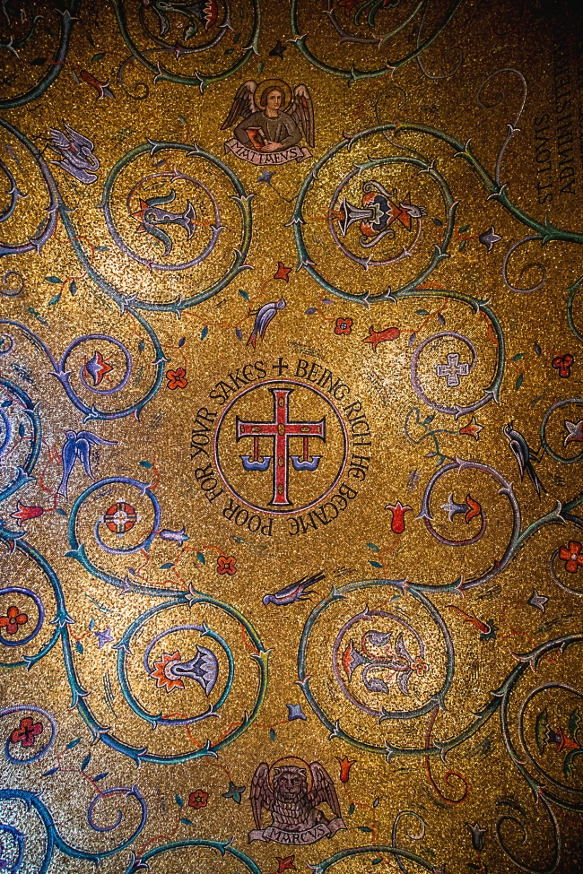 saint louis cathedral basilica interior-29 small