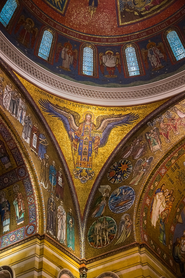 saint louis cathedral basilica interior-3 small