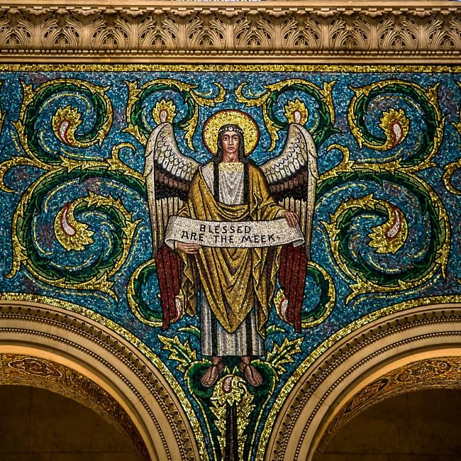 saint louis cathedral basilica interior-5 small