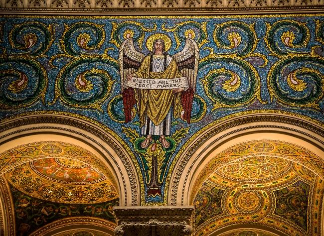 saint louis cathedral basilica interior-6 small