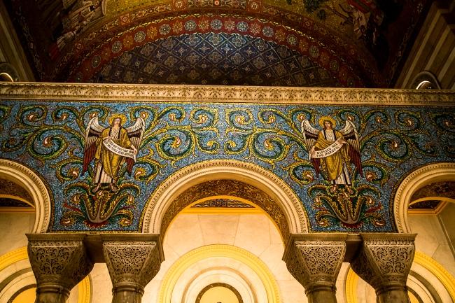 saint louis cathedral basilica interior-7 small