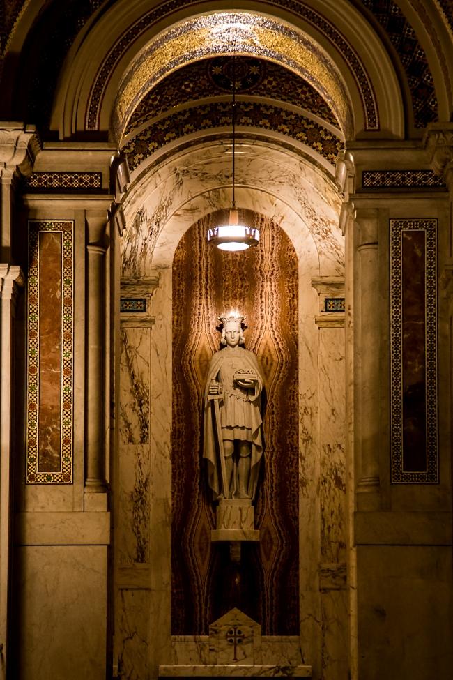 saint louis cathedral basilica interior-9 small