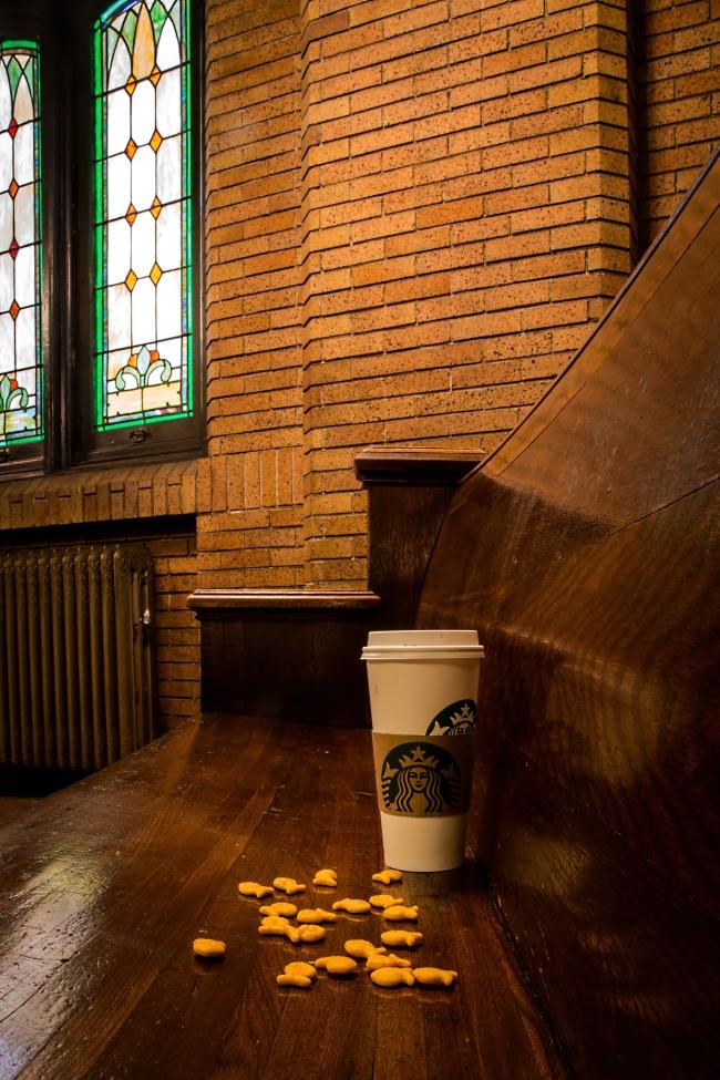 Cucumber coffee and church essay