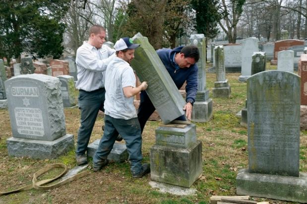 Chesed Shel Emeth – The Jewish Cemetery Desecration – Reflection and Haiku